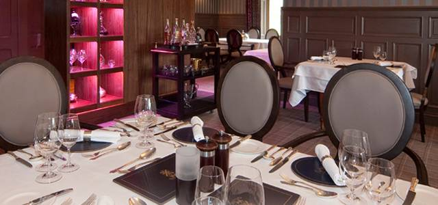 Isle of Eriska Hotel & Spa Restaurant
