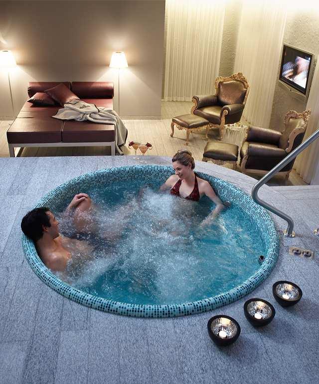 Tschuggen Spa Private Room