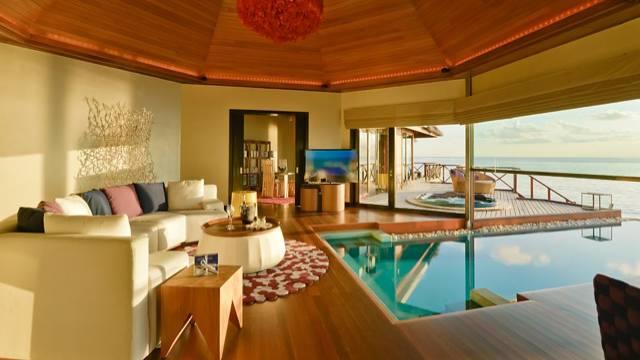 Huvafen Fushi Resort Ocean Pavilion