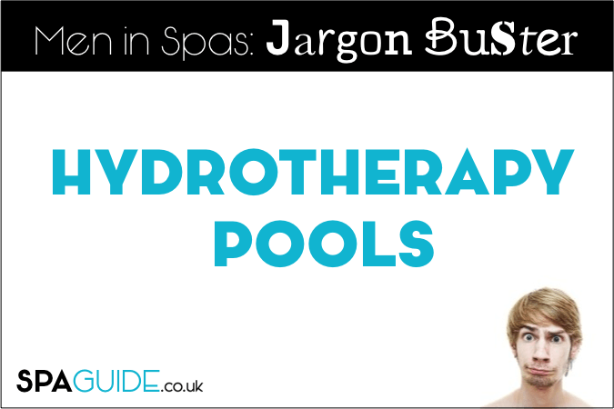 What is a hydrotherap pool