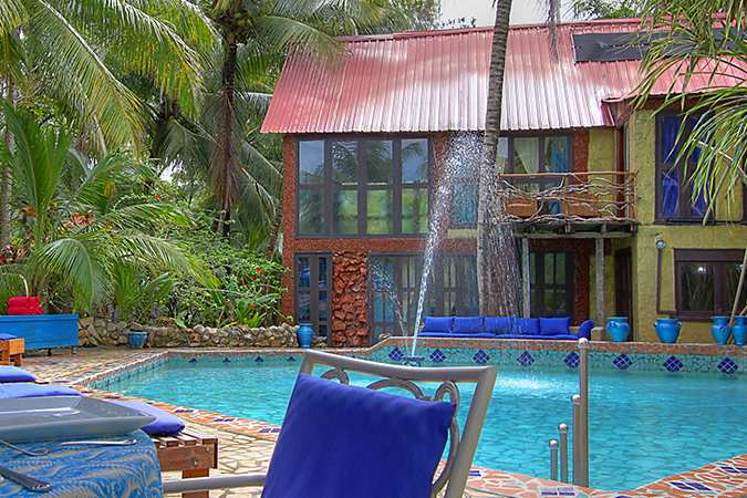 Maruba Resort Jungle Spa in Belize