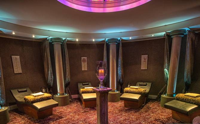 Rockliffe hall spa offers rockliffe hall spa reviews for Accolades salon reviews