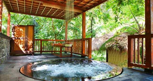 Nandini Bali Spa Jacuzzi