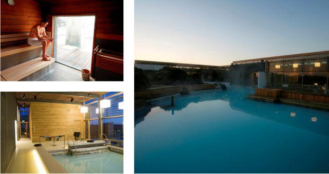 Blue Lagoon Geothermal Spa Facilities