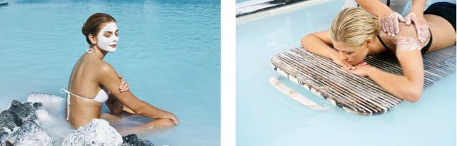 Blue Lagoon Spa Treatments