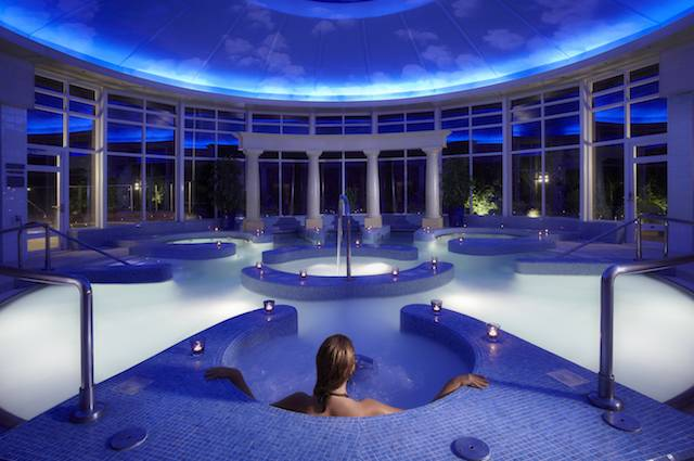10 of the uk s best spa bargains for 2015 best value spas Swimming pools in cambridge uk