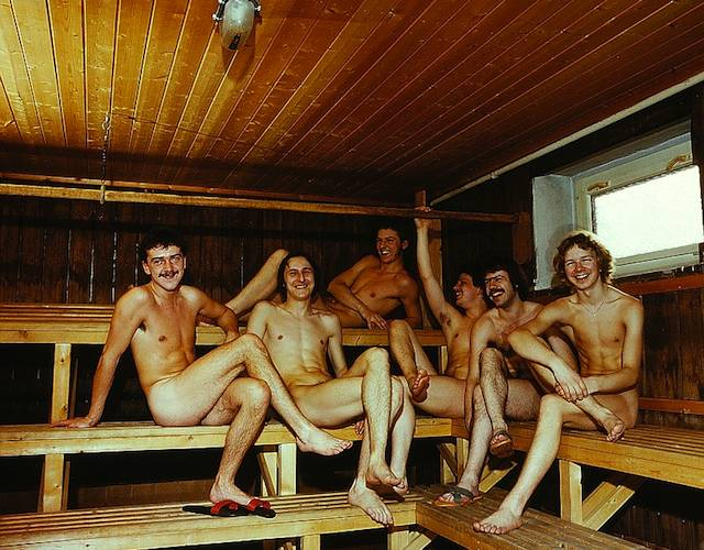 Sauna in Germany
