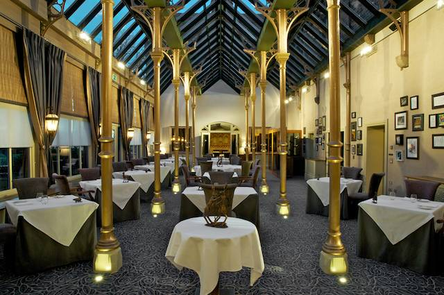 Orangery Restaurant at Rockliffe Hall