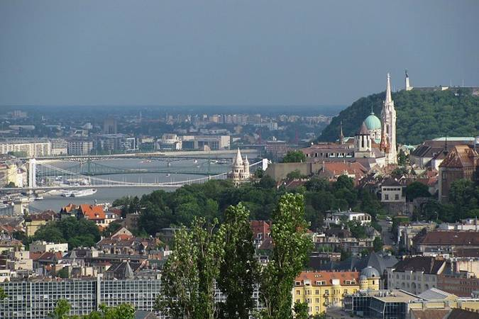 Spa Breaks in Budapest
