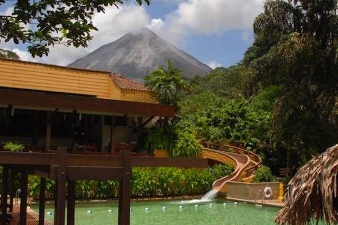Tabacon Grand Spa Resort