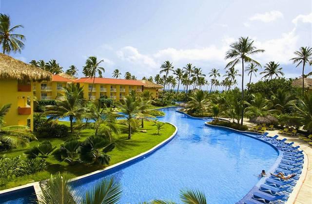 Swimming Pool at Dreams Punta Cana Resort and Spa