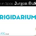 What is a Frigidarium?