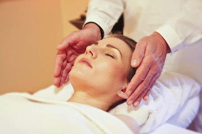 The Benefits of an Indian Head Massage