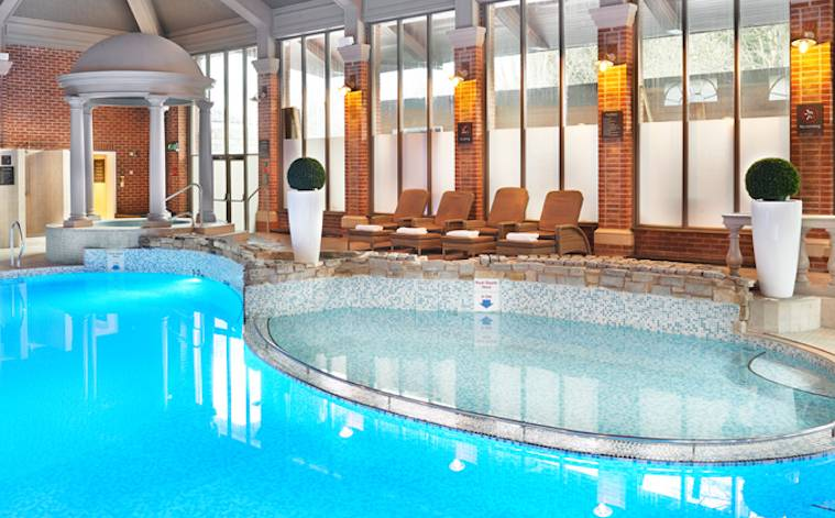 Q hotel spa deals
