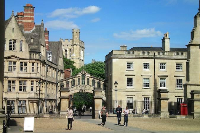 Oxford Spa Breaks