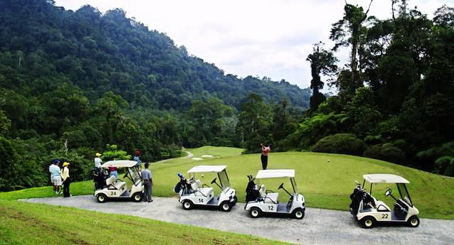 Borneo Highlands Resort Golf Course