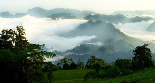 Borneo Highlands Resort Surroundings