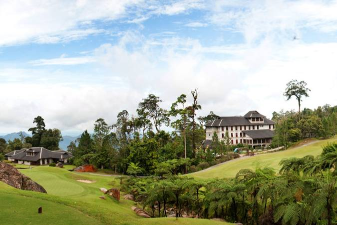 Borneo Highlands Resort Spa