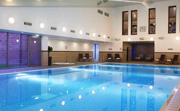 Crewe Hall Spa
