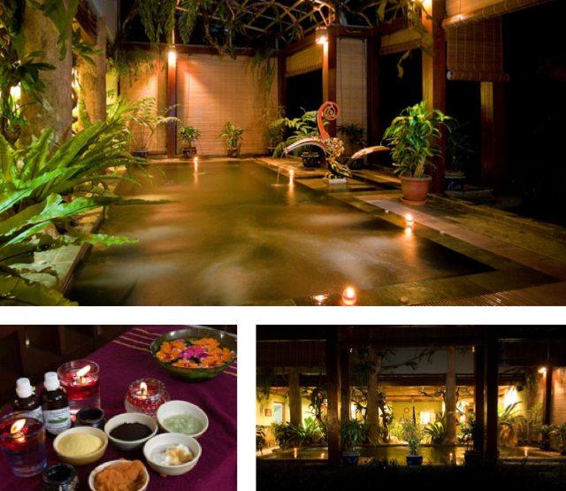 Jungle Spa at Borneo Highlands Resort