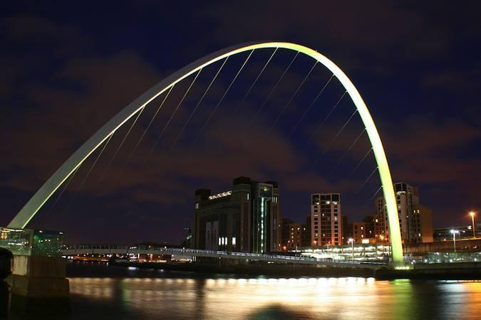 Spa breaks in Newcastle