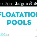 What are floatation pools?