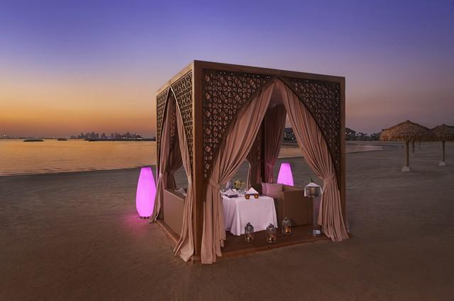 Beach Restaurant at Banana Island Resort Doha