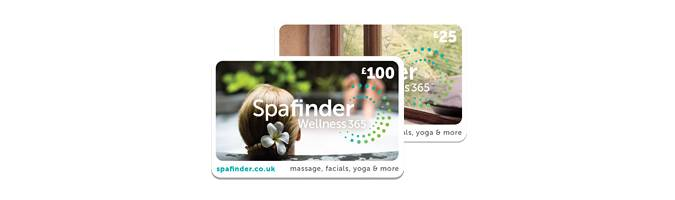 Spafinder Spa Voucher