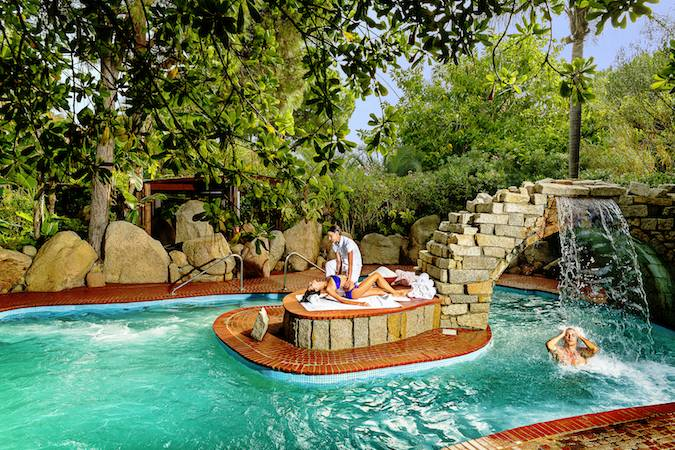 Thalossotherapy at Acquaforte Spa