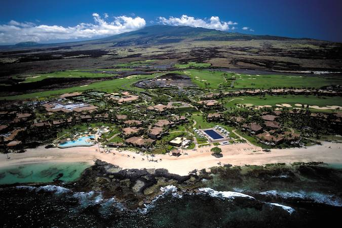 Hualalai Spa Hawaii