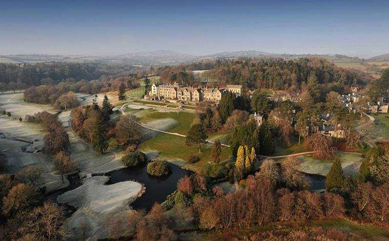 Bovey Castle Spa