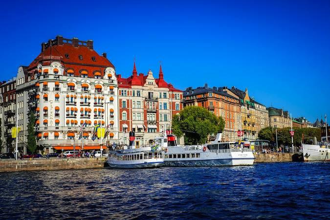 Spa Breaks in Stockholm