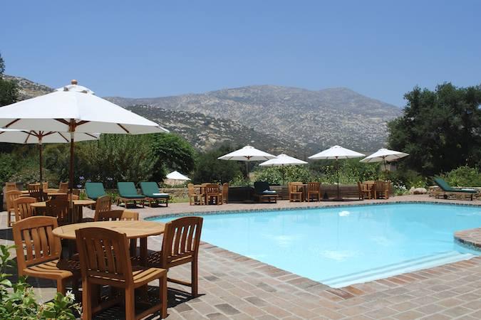 Rancho La Puerta Spa Pool