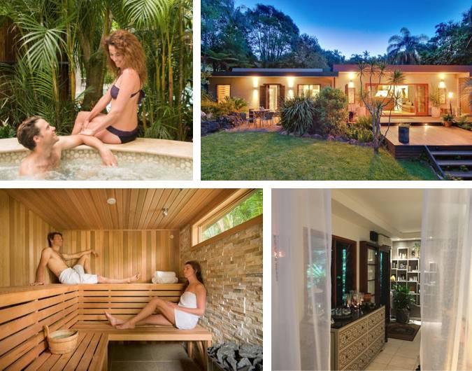 Gaia Retreat & Spa Facilities