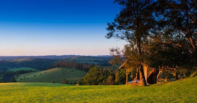 Gaia Retreat Spa Location