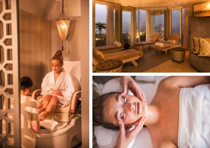 Treatments at Cape Grace Hotel & Spa