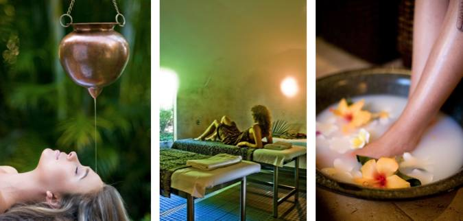Treatments at Gaia Spa Retreat