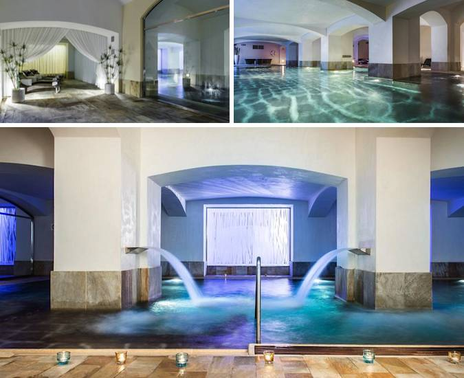 Boscolo Spa in Prague