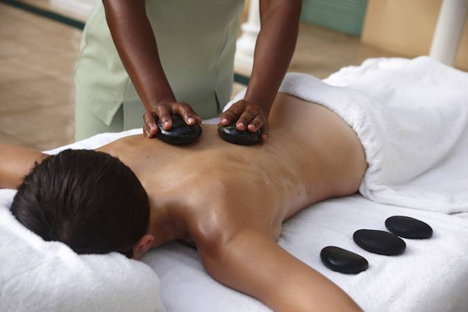 Massages at The BodyHoliday