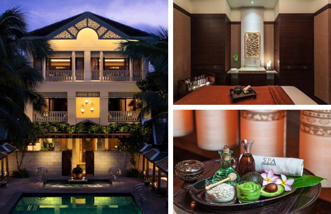 The Spa at the Bangkok Peninsula Hotel