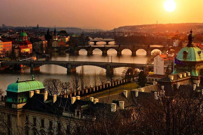 Spa Breaks in Prague