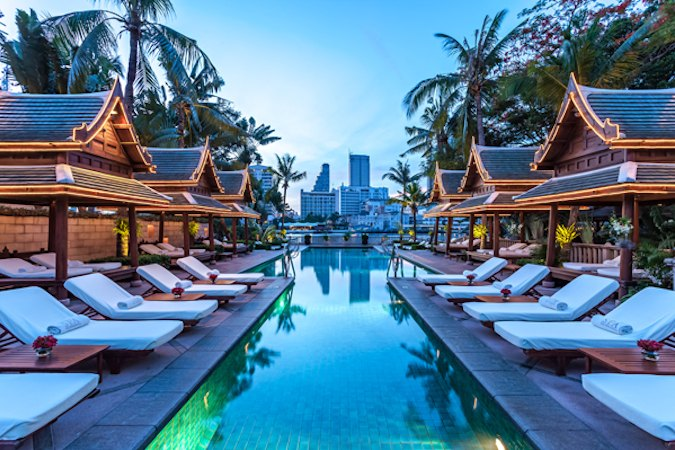 The Peninsula Spa Bangkok
