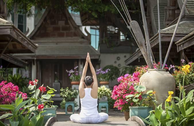 Tranquility at the Peninsula Spa Bangkok