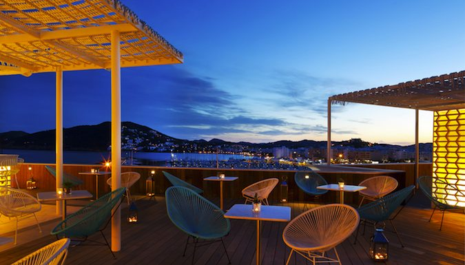 Aguas de Ibiza Rooftop Bar