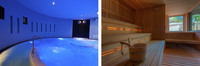 Aguas de Ibiza Jacuzzi and Sauna