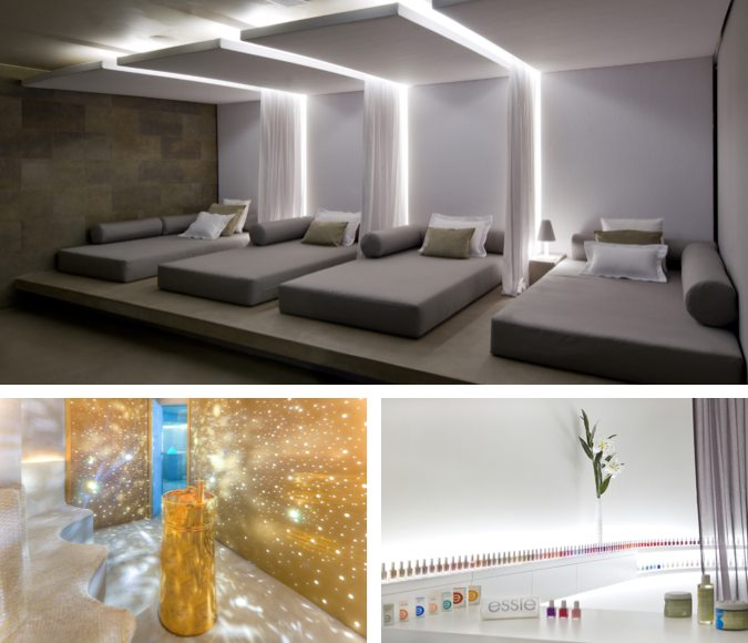 Aguas de Ibiza Spa Facilities