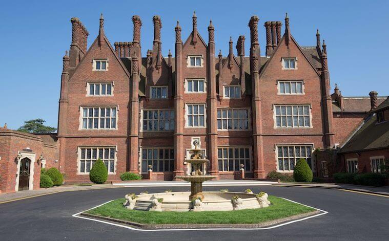 Dunston Hall Spa
