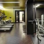Gym at Crowne Plaza Battersea Spa Verta