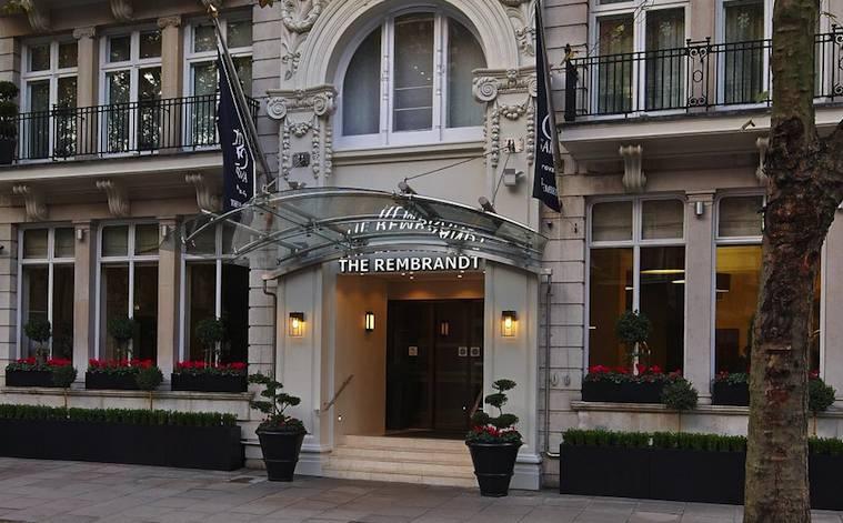 The Rembrandt Spa
